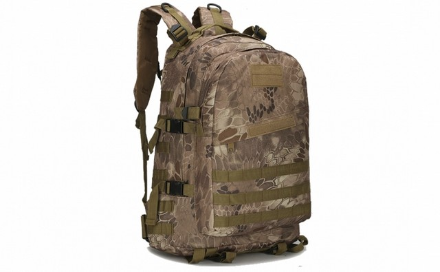 Рюкзак Outdoor Molle 3D Type Red 35л. AS-BS0010BSE